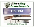 CZ Model 720 20 Gauge NIB with extra nice wood!