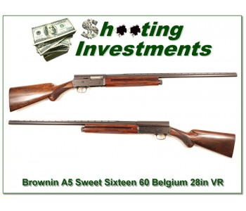 [SOLD] Browning A5 60 Belgium Sweet Sixteen Exc Cond!