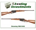 Browning 1895 30-06 Lever Action