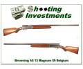 Browning A5 Magnum 12 59 Belgium 32in Vent Rib