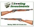 [SOLD] Marlin 1885 G Guild Gun 45-70 Exc Cond