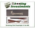 Browning Citori Superlight 12 Gauge 26in Invector Plus