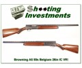 [SOLD] Browning A5 Light 12 50's Belgium 26in IC VR!