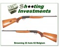 [SOLD] Browning ATD 22 auto 62 Belgium near new!