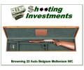 [SOLD] Browning 22 Auto Millennium Belgium New in Case!