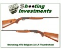 Browning 22 Auto ATD 50's Thumbweel