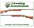 Remington 1100 Magnum 12 Ga Ducks Unlimited Chesapeake as new