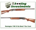 Remington 1100 12 Ga Skeet T Exc Cond XX Wood!