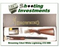 [SOLD] Browning White Lightning 410 .410 Silver ANIB!