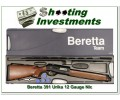 Beretta 391 Urika 12 Guage near new in case