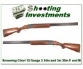 Browning Citori 12 Gauge 30in Full and Mod!