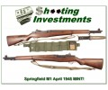 [SOLD] 1945 Springfield Armory M1 Garand 30-06 Collector Condition!