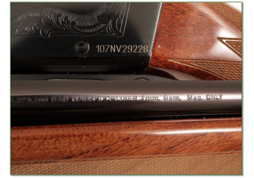 Magnum Insurance Near Me >> [SOLD] Browning BAR Safari 7mm Rem Mag BOSS near new!