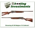 [SOLD] Browning A5 1950 Belgium 16 Exc Cond!