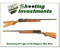 Browning A5 Light 12 65 Belgium Blond!