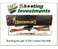 Browning A5 Light 12 Unfired 22in Invector Plus NIB