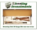 Browning Citori 20 Gauge Lightning 26in in box!