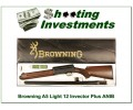 Browning A5 Light 12 26in Invector Plus NNIB