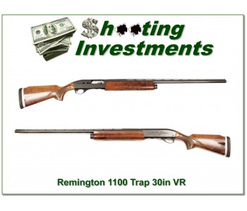 Remington 1100 Trap 12 Gauge w adjustable pad!