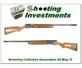 Browning A5 Magnum 12 Gauge unfired Belgium BCA 5th year!