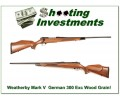 Weatherby Mark V Deluxe German 300 nice wood!